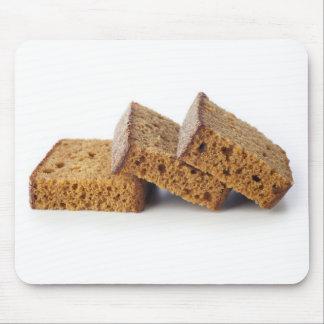 Slices of Breakfast Cake Mousepad