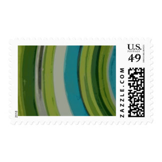 slices of color postage