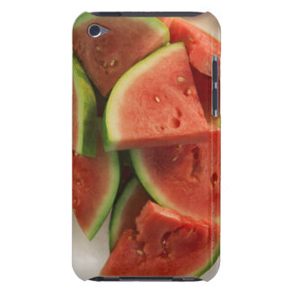 Slices of watermelon iPod touch case