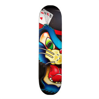 Slick Alley Cat Skateboard