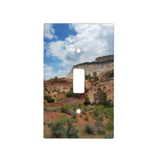 Slick Rock Zion National Park Utah Light Switch Cover