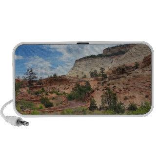 Slick Rock Zion National Park Utah Mini Speaker