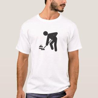 Slickman curling T-Shirt