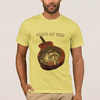 Slide Guitar T shirt