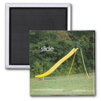 Slide Refrigerator Magnet
