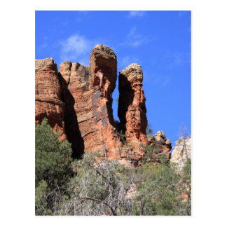 Slide Rock State Park Postcard