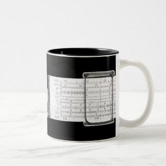 Slide Rule Mug