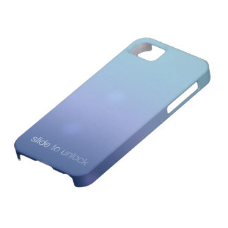 Slide To Unlock iPhone 5/5s case