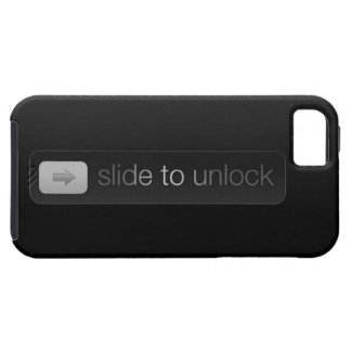 Slide to Unlock iPhone 5 Case