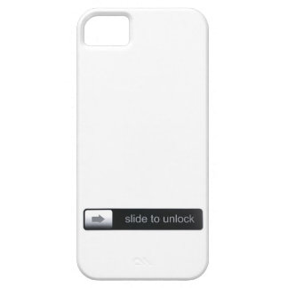 Slide to unlock iPhone case iPhone 5 Covers