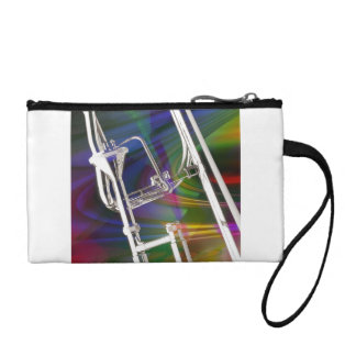 Slide Trombone Tote Bag YOU ADD TEXT