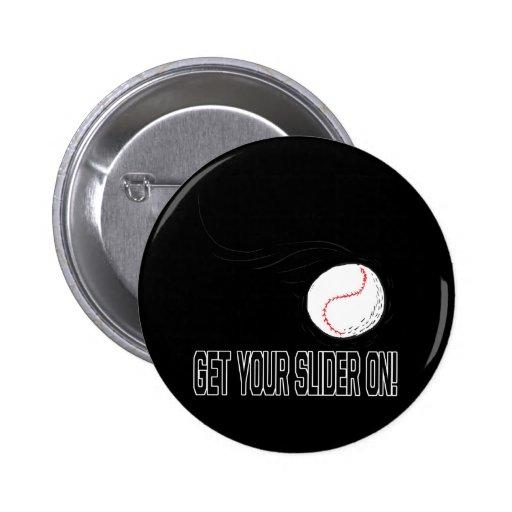 Slider Pinback Buttons