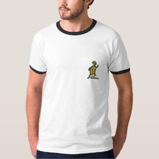 Slider the Turtle Ringer 2 T-Shirt