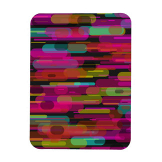 Sliding Abstract Pattern Magnet