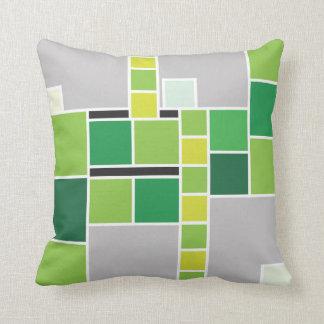 Sliding Blocks Pillow