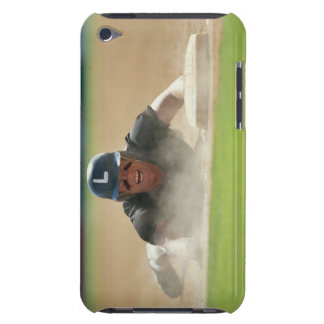 Sliding into Base Barely There iPod Cover