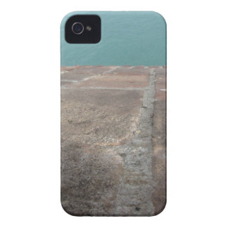Sliding into the blue sea iPhone 4 case