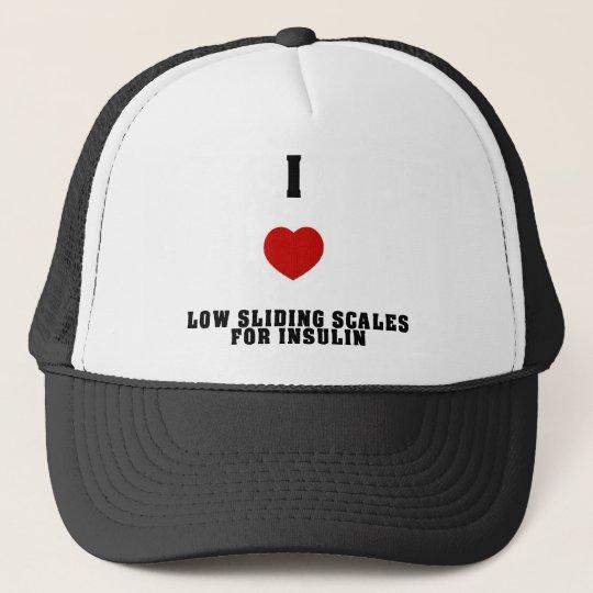 Sliding Scales For Insulin Trucker Hat