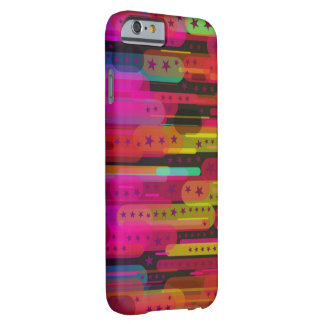 Sliding Star Abstract Pattern Barely There iPhone 6 Case