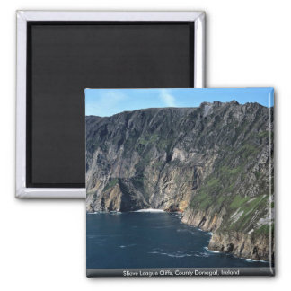 Slieve League Cliffs, County Donegal, Ireland Magnet