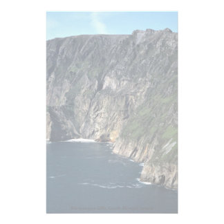 Slieve League Cliffs, County Donegal, Ireland Stationery Design
