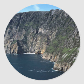Slieve League Cliffs, County Donegal, Ireland Sticker