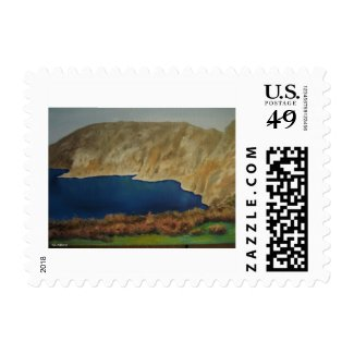 Slieve League Stamp