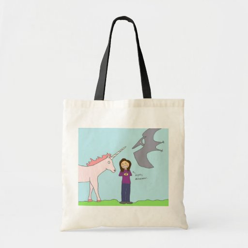 Slightly Delusional Tote Bag