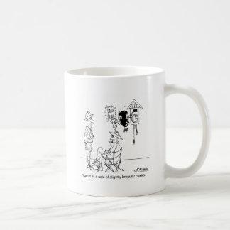 Slightly Irregular Cuckoo Clock Coffee Mugs