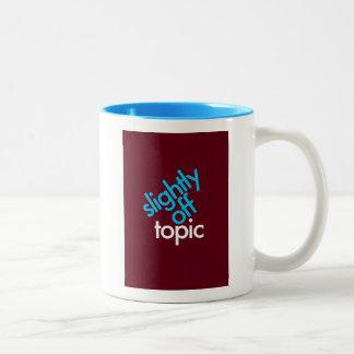 Slightly Off Topic Coffee Mugs