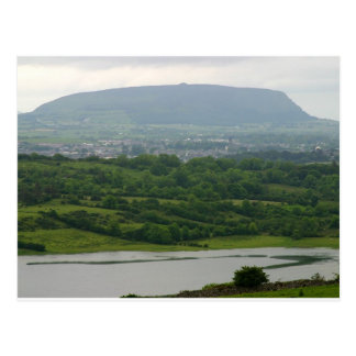 Sligo and Knocknara Postcard