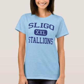 Sligo Stallions Middle Silver Spring T-Shirt