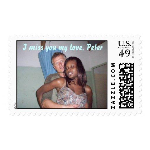 Slika 030, le falto mi amor, Peter Sellos