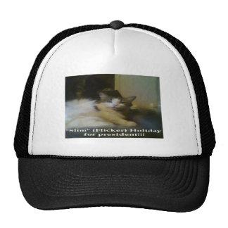 Slim4Presidentw,enlarged.png Trucker Hat