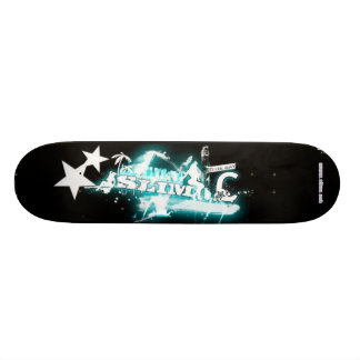 Slim C Skateboard Deck