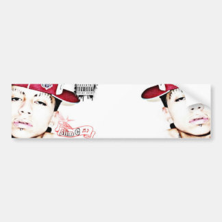 Slim C Sticker