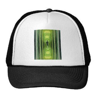 Slim Green Walker Trucker Hat