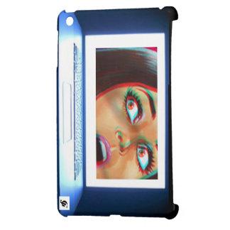 Slim Laptop Glossy Finish Design iPad Mini Case