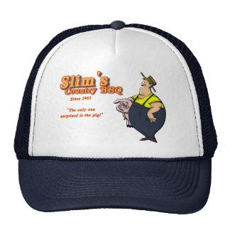 Slim s BBQ Hat