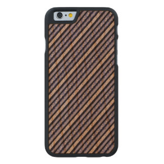 Slim Wood Carved® Cherry iPhone 6 Case