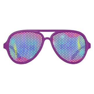 Slime Joy Aviator Sunglasses