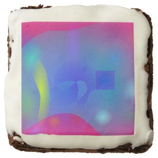 Slime Joy Square Brownie