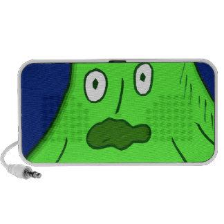 slime Monster Mp3 Speaker