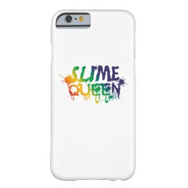 de_look Slime Queen Slime making supplies Barely There iPhone 6 Case