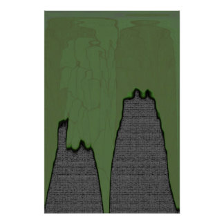 Slime Wall Posters