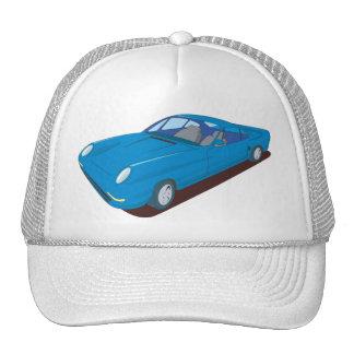 Slimline Concept Car Design Trucker Hat