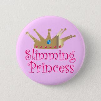 Slimming Princess Button