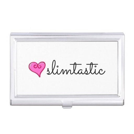Slimtastic Plexus Slim Business Card Holder from Zazzle.com
