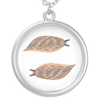 Slimy Slugs Necklace