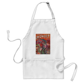 Slimy Tentacles Adult Apron